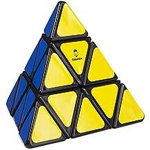 Pyraminx - negro - Píramide Mágico -édicion Cubikon Cool Chicken
