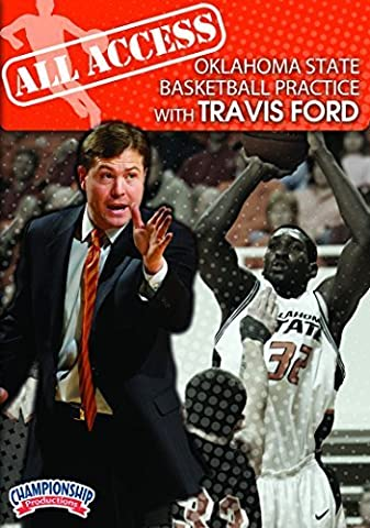 All Access Oklahoma State Basketball Practice with Travis Ford (DVD) by Travis Ford
