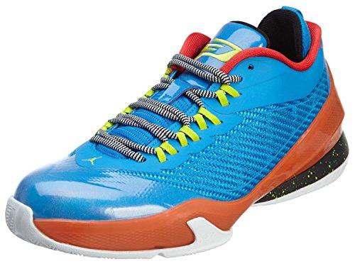 Nike Jordan Jordan Cp3.viii Bg Foto Blue / Cybr / elctr Orng / Schwarzes Basketball-Schuh 6,5 Us