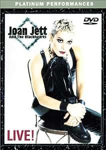 DVD-Joan Jett And The Blackhearts Live!