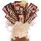 Galaxy chocolate bouquet, this stunning chocolate bouquet...