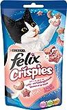 Felix - Crispies mit Lachs- und Forellengeschmack - 45g