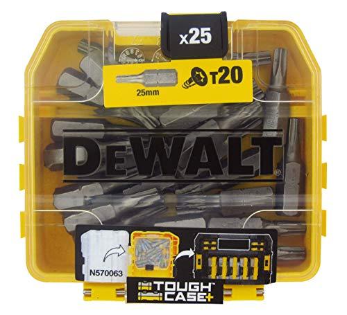 Dewalt DT7961-QZ Tic Tac-Box mit 25xT20 25mm