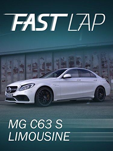 Fast Lap: Mercedes AMG C63 S Limousine gebraucht kaufen  Wird an jeden Ort in Deutschland