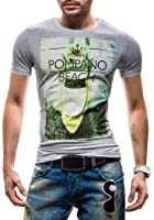 GLO STORY - T-shirt à manches courtes - GLO STORY 5396 - Homme