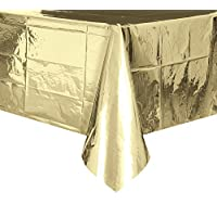 Hen Party Superstore Gold Foil Table Cover
