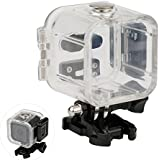 Waterproof Housing Case Cover For GoPro Hero5 / Hero4 Session Action Camera, Enegg Perfect For Diving Underwater Use - Water Resistant Up To 147ft - 45M