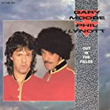 "OUT IN THE FIELD VINYL 12"" 1985 GARY MOORE AND PHIL LYNOTT[TEN49-124]"