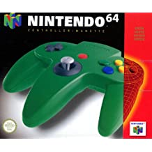 Manette verte Nintendo 64