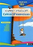 Image de Français CE2 Croque-Feuilles : Cahier d'exercices