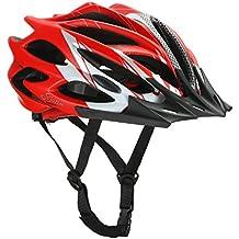 Sefulim Cascos para Hombre Y Mujer - Casco Ciclismo Y Bicicleta Carretera Moto Adulto, No