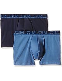 Dim - Gentleman - Boxer - Uni - Lot de 2 - Homme