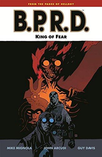 B.U.A.P. 10: König der Furcht -
