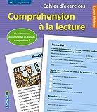 Compréhension à la lecture CE2 : Cahier d'exercices