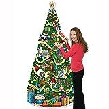 Everflag Motiv aus Karton Weihnachtsbaum