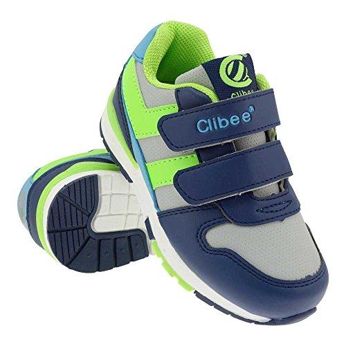 Em Gallux Sapatos Verdes Cores Crianças Frescas Sapatilha xqSwF0qf