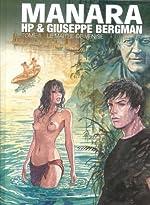 Giuseppe Bergman, Tome 1 - HP et Giuseppe Bergman : Le Maître de Venise de Milo Manara