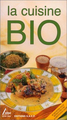 La cuisine bio