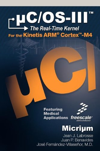 Preisvergleich Produktbild uC / OS-III: The Real-Time Kernel and the Freescale Kinetis ARM Cortex-M4