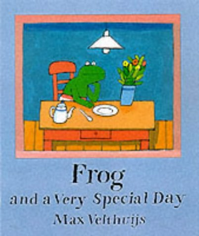 Frog and the very special day