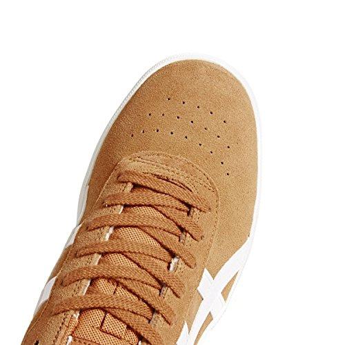 Asics Percussor TRS, Sneakers Basses Homme Marron (Meerkat/white 2101)