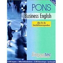 PONS Business English. CD- ROM für Windows ab 3.1. Alles für die Geschäftskorrespondenz