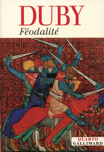 Descargar Libro Féodalité de Georges Duby