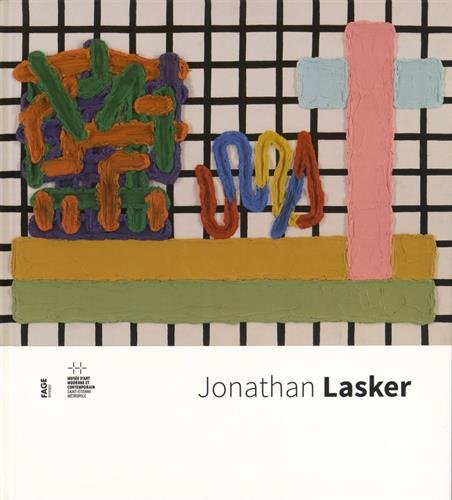 Jonathan Lasker par Lórand Hegyi