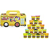 Play-Doh - Pack Super Color de 20 botes de plastilina (Hasbro A7924EU6)