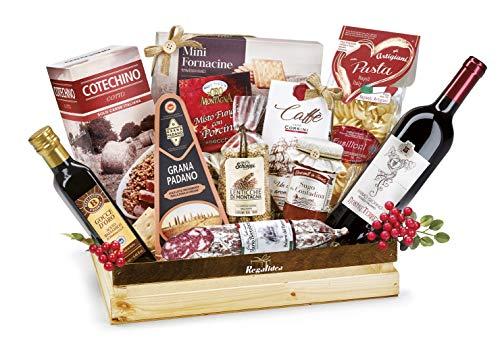 Drink International - Geschenk Box Rusticano