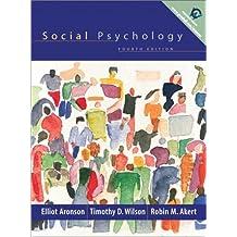 Social Psychology, 4th Ed.