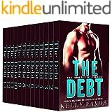 The Debt: The Complete Series (An Alpha Billionaire Romance)