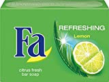 Fa Refreshing Lemon Festseife