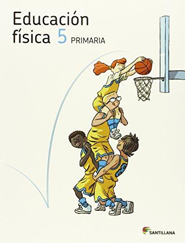 EDUCACIÓN FÍSICA 5 PRIMARIA - 9788468001807 por Aa.Vv.