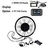 theebikemotor Waterproof 36V48V250W-1500w Built-In Programmable Controller Electric Bicycle E Bike Elektro-Fahrrad Umbausatz Conversion kit (28