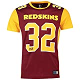 Majestic Mesh Polyester Jersey Shirt - Washington Redskins -