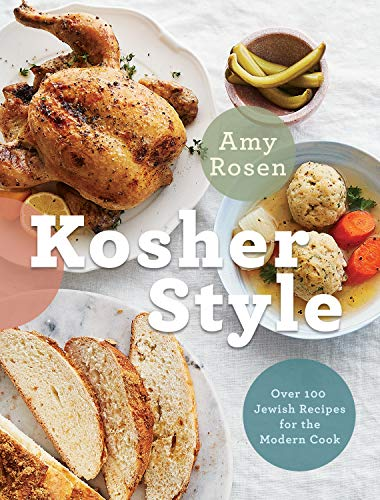 Kosher Style: Over 100 Jewish Recipes for