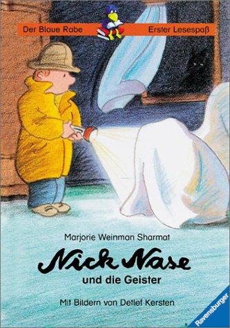 Nick Nase und die Geister (Der Blaue Rabe - Erster Lesespaß)
