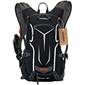 Lixada Y1115BB0185NEAFE, Lixada 18L Water-resistant Breathable Cycling Bicycle Bike Shoulder Backpack