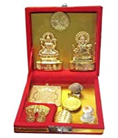 Shri Kuber Dhan Varsha Yantra brings prosperity, affluence and wealth to the possessor. Installing Shri Laxmi Kuber Dhan Varsha Yantra at residence or workplace bestows one with divine pleasures, mental and sacred pleasures, victory and a lifetime of...