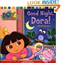 Good Night, Dora!: A Lift-The-Flap Story (Dora the Explorer (Simon & Schuster Unnumbered Paperback))
