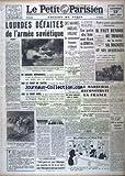 PETIT PARISIEN EDITION DE PARIS (LE) [No 23522] du 22/08/1941