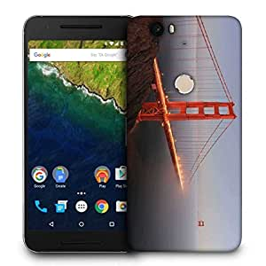 Snoogg Smog In Sealing Printed Protective Phone Back Case Cover For LG Google Nexus 6P