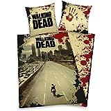 The Walking Dead Ropa de cama algodón