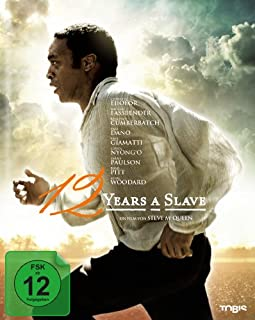 12 Years a Slave - Mediabook [Blu-ray]