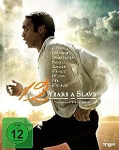 12 Years a Slave Digibook [Blu-ray]