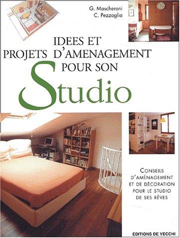 Idées et projets d'aménagement pour son studio par G Mascheroni