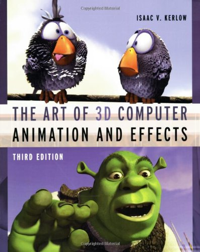 Art of 3D Computer Animation and Effects por Isaac Victor Kerlow