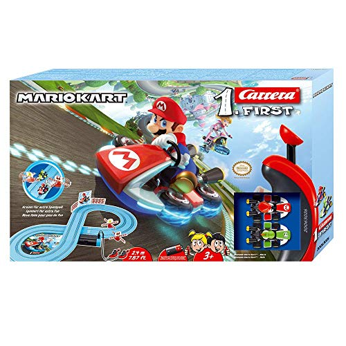 Carrera- Nintendo Mario Kart, 20063026, Coloré