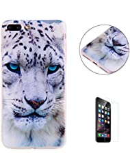 6c61d0e29ca Compatible With Funda iPhone 7 Plus/iPhone 8 Plus Caso de TPU Diseño  impreso [